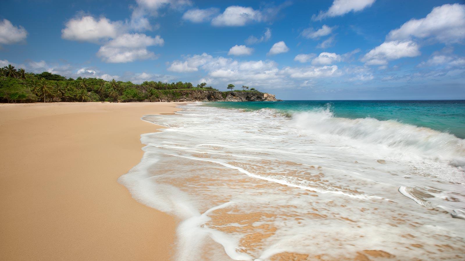 Playa Grande Wallpaper